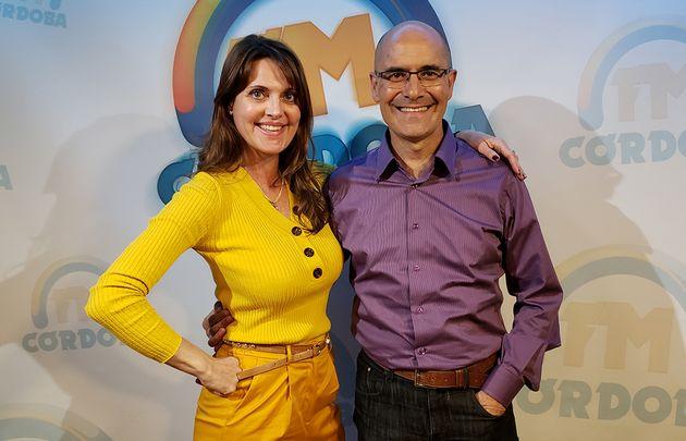 Flavia Irós será la presentadora de la conferencia de Emilio Ruiz.