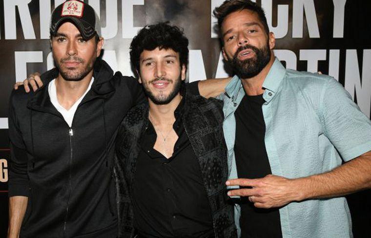 Yatra será telonero de Ricky Martin y Enrique Iglesias en su gira.