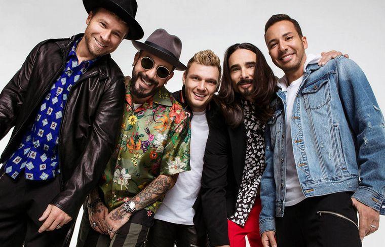 La banda se presentó en Buenos Aires el 7 de marzo.