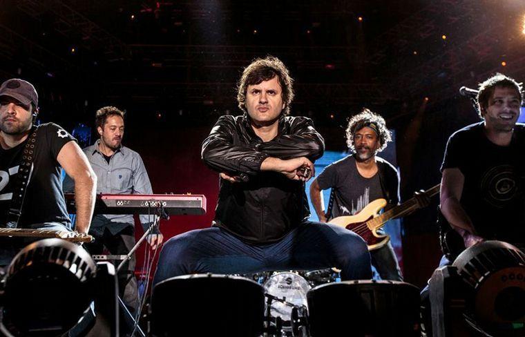 La banda tuvo que suspender su show en Rosario por la pandemia.