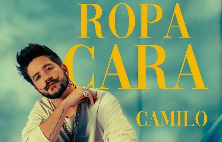 El video es protagonizado por la modelo y actriz argentina Macarena Achaga.