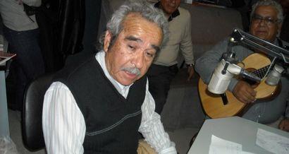 Jorge Darío Bence fue reconocido como prócer cultural.