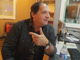 El actor Julio Chavéz en Juntos