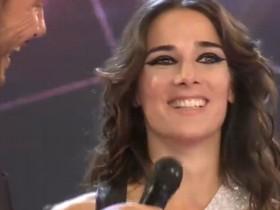 Juanita debutó en el Bailando 2015.