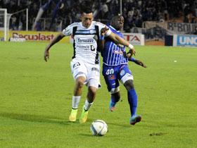 Incidentes entre jugadores de Godoy Cruz- Belgrano