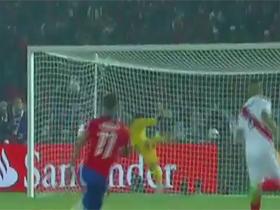 Chile 2 vs Perú 1 - Copa América 2015