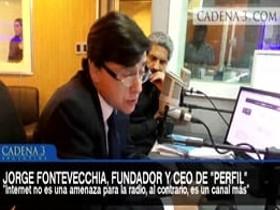 Jorge Fontevecchia en Juntos