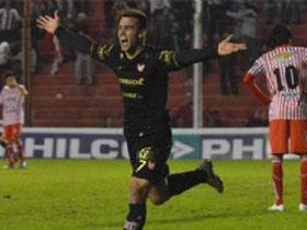 Boca Unidos 0 - Instituto 1
