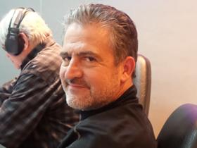 Juan Maggi en Viva la Radio
