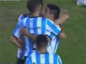 Racing Club 2 vs Sarmiento de Junín 1