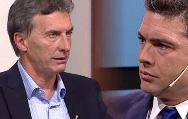 Mauricio Macri en