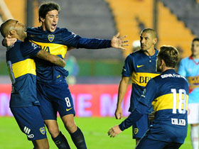 Arsenal 1 - Boca 2