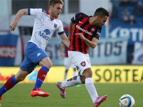 San Lorenzo 1 - Tigre 1