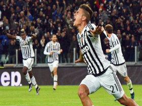 Gol de Dybala - Juventus 1-0 Milan