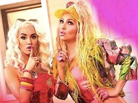 ¡El dúo aprovechó para adelantar que pronto habrá show en Argentina!