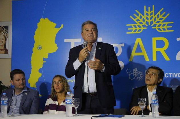 AUDIO: Luis Macario - Congreso Trigar