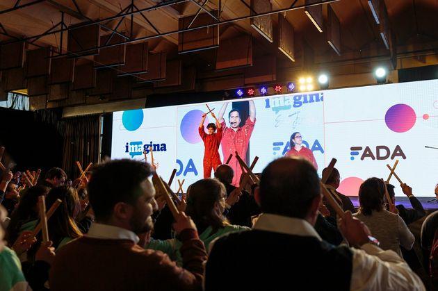 FOTO: Congreso IMAGINA FADA 5