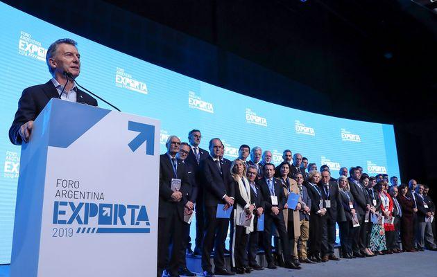 FOTO: El evento contó con la presencia de Mauricio Macri