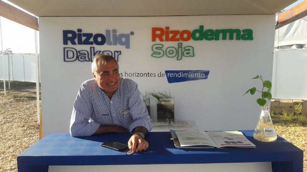 FOTO: Rizobacter posee el 21% del mercado de inoculantes a nivel mundial.