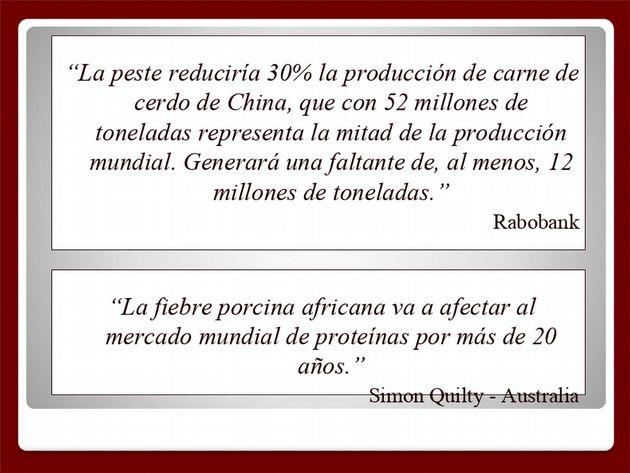 FOTO: Perspectivas de la economía argentina y los mercados agropecuarios.