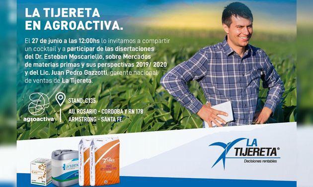 FOTO: Desarrollan semillas de maíz, sorgo y productos fitosanitarios.
