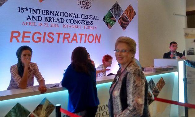 FOTO: Martha Cuniberti hoy trabaja como profesional asociado en INTA.