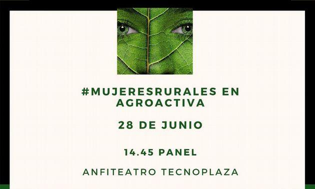 AUDIO: Maria Beatriz Pilu Giraudo - Mujeres Rurales en Agroactiva 2019