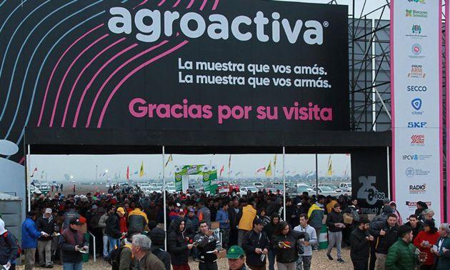 AUDIO: Nardi confirmó por 5 años más la exposición en Armstrong.