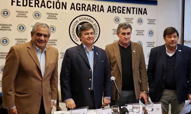 AUDIO: Carlos Iannizzotto - Presidente de Coninagro.