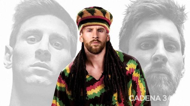 FOTO: Las críticas de Messi a la Conmebol ya tienen su canción