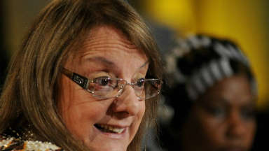 AUDIO: Alicia Kirchner fue reelecta en Santa Cruz