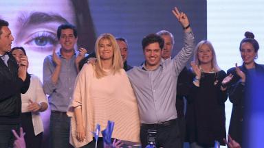 AUDIO: Paliza de Kicillof sobre Vidal en provincia de Buenos Aires