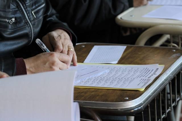 FOTO: Habrá datos oficiales luego de escrutar el 10% de las mesas