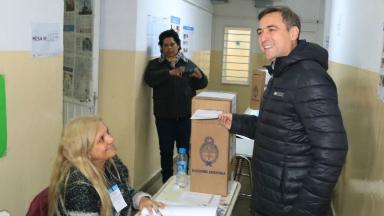AUDIO: Ramón Mestre votó y habló de su futuro después de diciembre