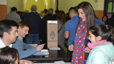AUDIO: Claudia Martínez coincidió con los dichos de Schiaretti