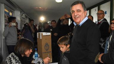 AUDIO: Negri cruzó a Schiaretti tras hablar de las PASO