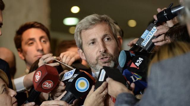 FOTO: Frigerio pidió a la oposición garantizar la gobernabilidad