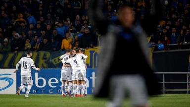 AUDIO: Gol de Almagro (Juan Manuel Martínez)