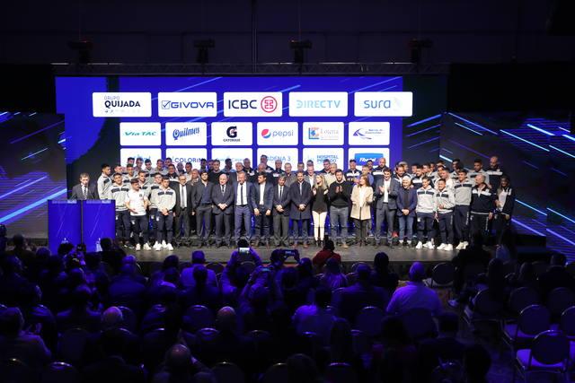 FOTO: Talleres presentó nuevos sponsors y aliados estratégicos