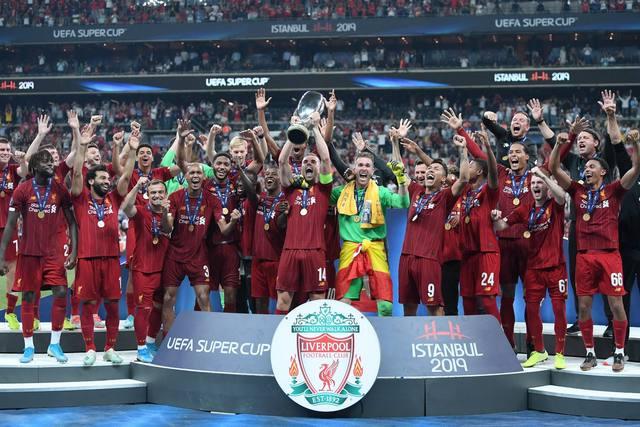 FOTO: Liverpool venció a Chelsea por penales y gritó campeón