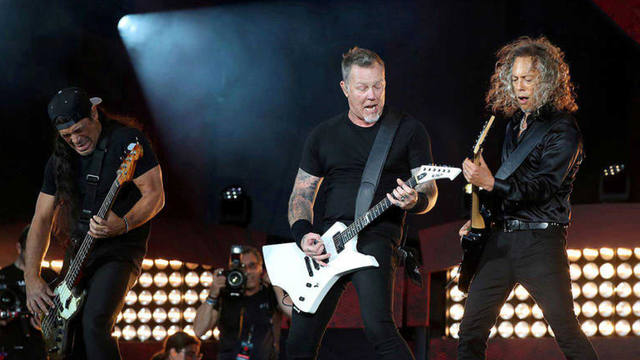 FOTO: Metallica regresa al país en abril de 2020