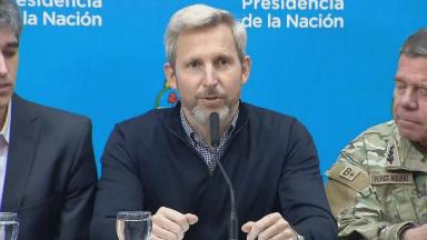 AUDIO: Rogelio Frigerio invitó a la oposición a dialogar