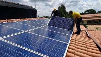 AUDIO: Presos aprenderán a instalar paneles solares en Córdoba