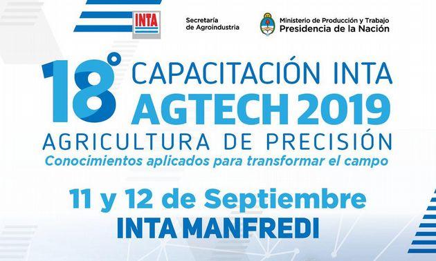 AUDIO: Fernando Scaramuzza - 18º Capacitación INTA AGTech