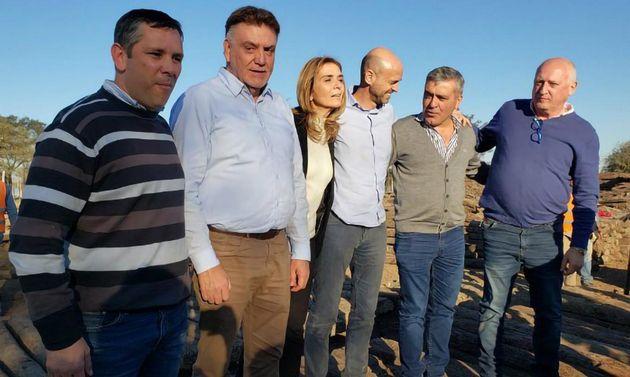 AUDIO: Un productor prometió un bono si Macri avanza al balotaje.