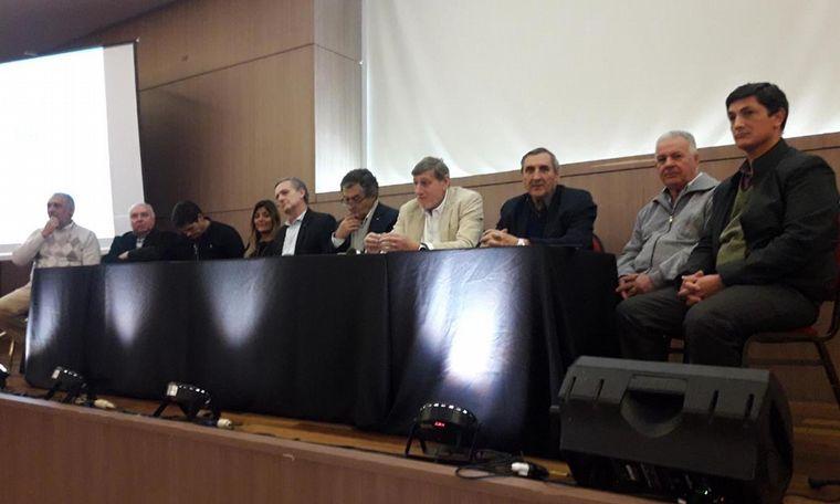 FOTO: 10º Congreso Provincial de Ingenieros Agrónomos en Villa Carlos Paz.