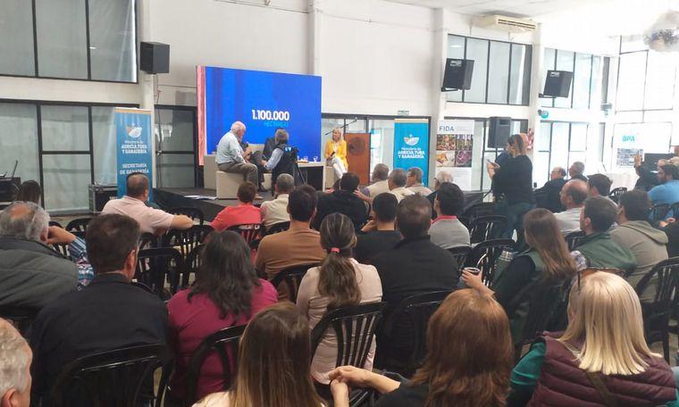 AUDIO: Sergio Busso - Ministro de Agricultura y Ganadería de Córdoba.