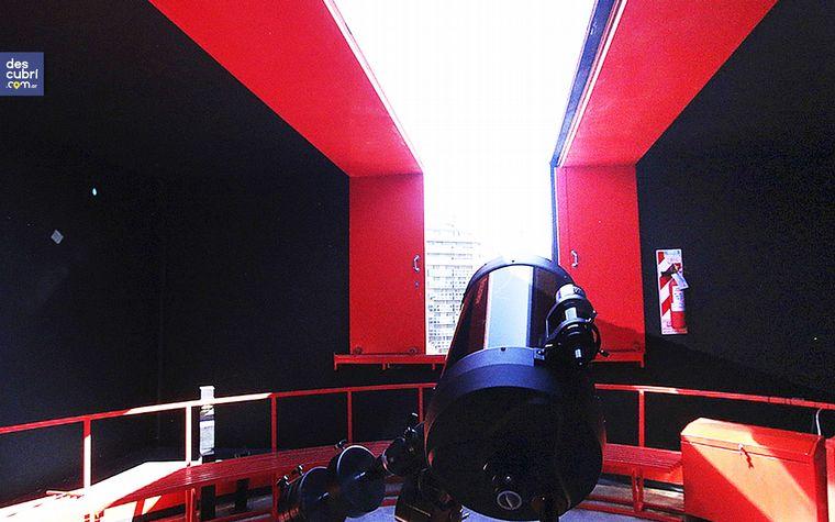 FOTO: Planetario Plaza Cielo y Tierra