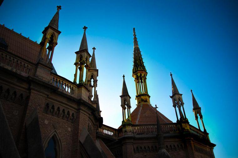 FOTO: Iglesia Los Capuchinos