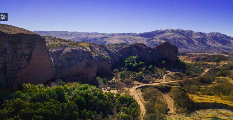 VIDEO: Ongamiras y sus cuevas